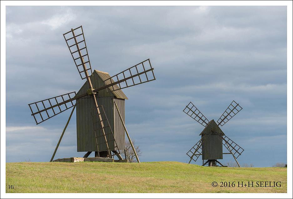Windmühlen