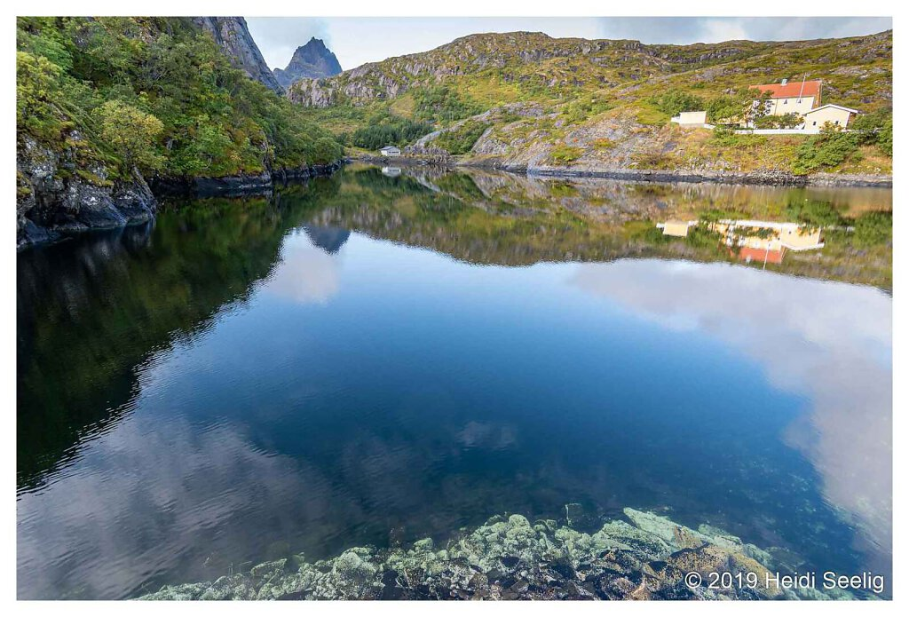 Spiegelfjord Lofoten